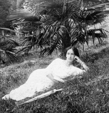 Ксения Сергеевна Аксакова (в замужестве Грамс)
